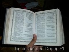 Mushaf isi
