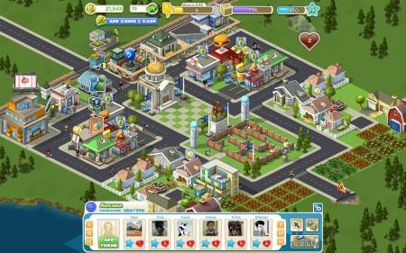 Arcadia Cityville screenshoot